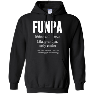 Cool FUNPA T-Shirt for Grandpa