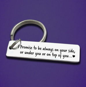 Funny Keychain For Your Love