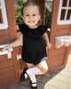 Chic Claire Romper (Toddler & Kids)