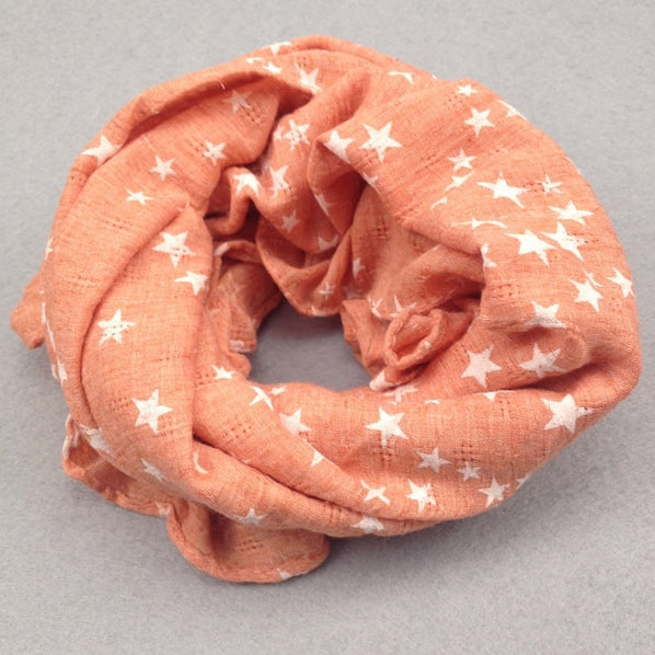 Kids linen scarf - Choose your color