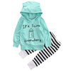 It's 5am somewhere hoodie and pants set (Baby & Toddler)