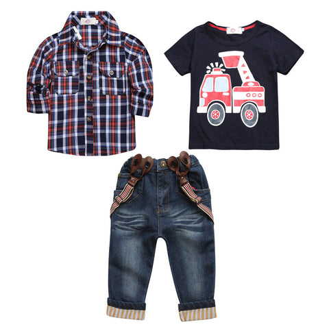 Truck Three Piece Outfit