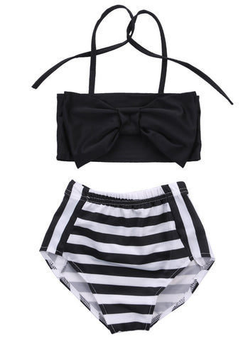 Trendy bathing suit for girls