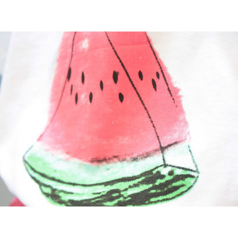 Cool Watermelon Two Piece Outfit (Toddler & Kids)