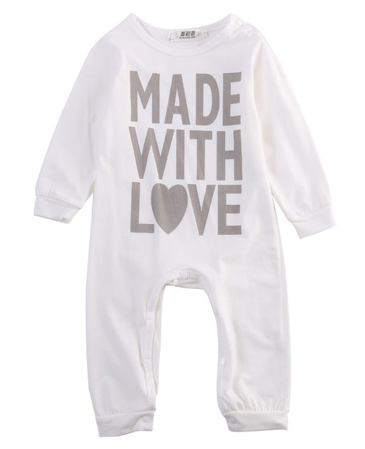 Made with love pyjama (Baby & Toddler)