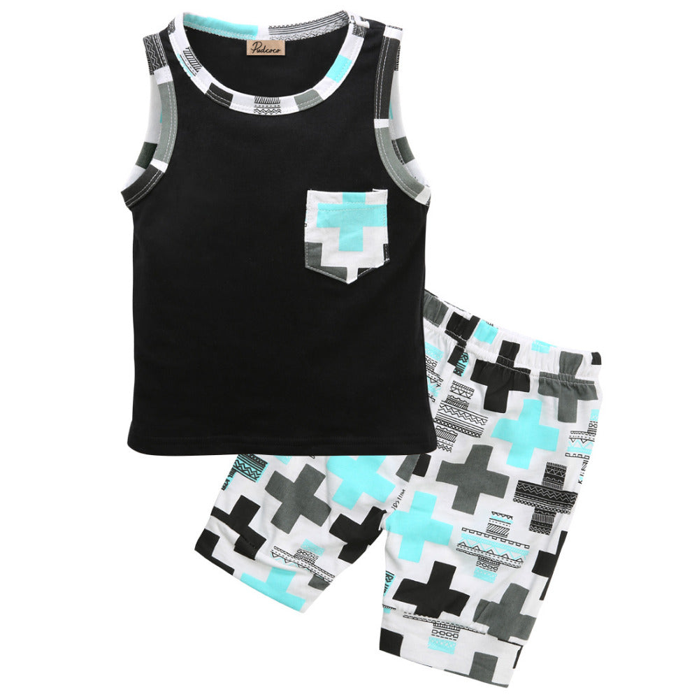 Gamer Two Piece Outfit (Baby & Toddler)