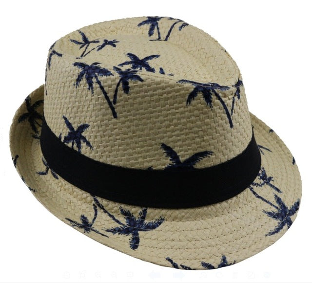 Palm tree hat