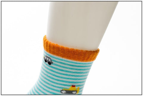 Taylor Stripe Socks