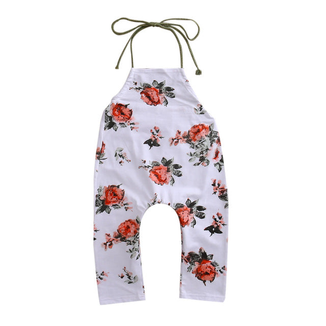f1fb4909fe1c ... Sally Summer Floral Romper (Toddler   Kids)