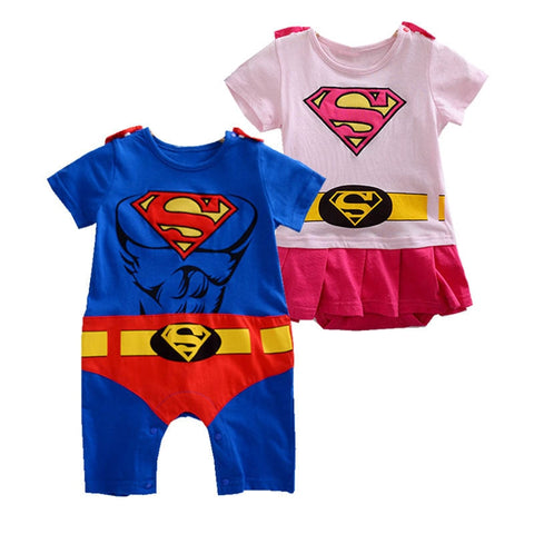 Superhero Baby costume