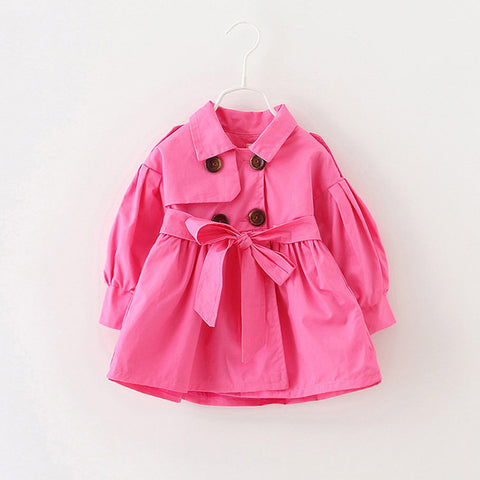 The Trench coat (Toddler & Kids) - Choose your color