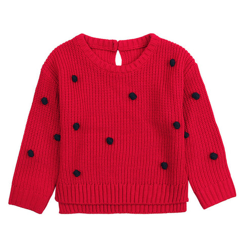 The Dot Sweater
