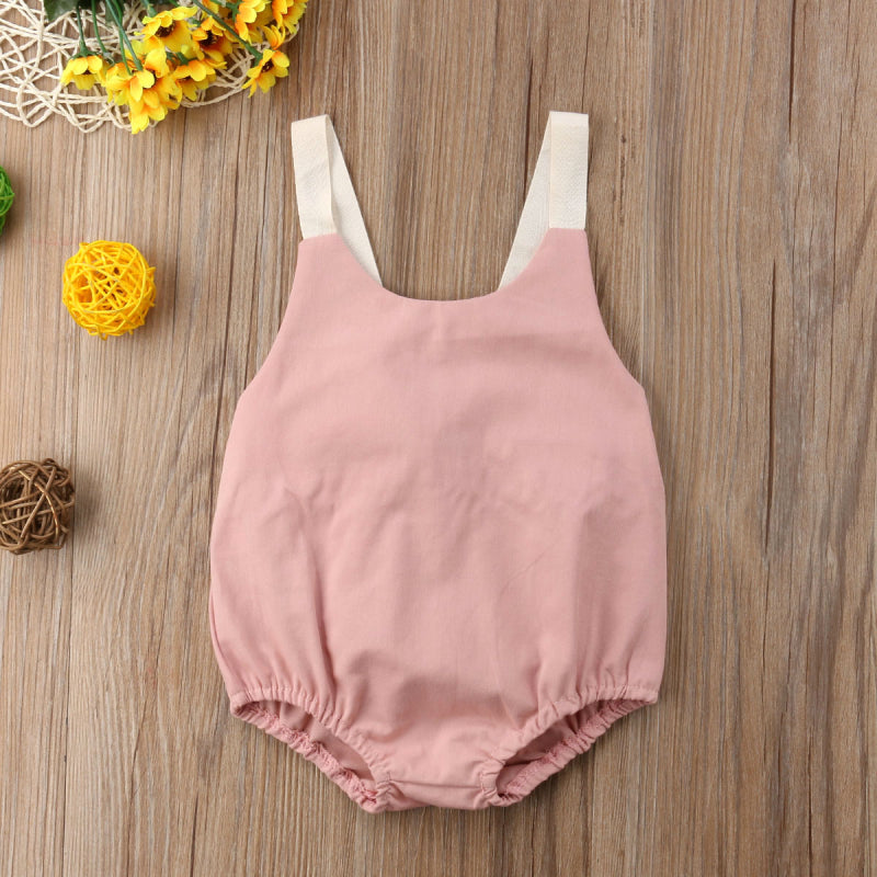 The baby romper