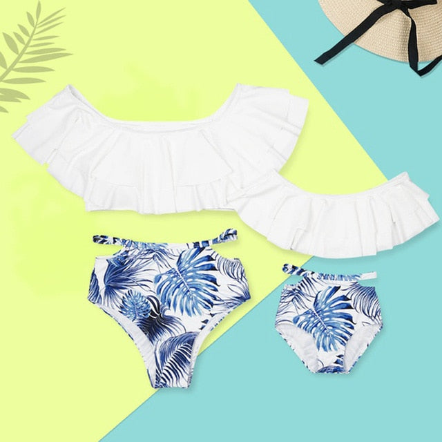 Mom & Me Swimsuit (choose your pattern)