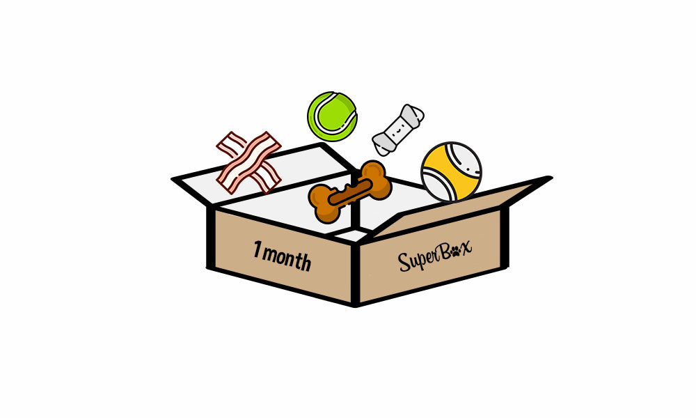 Subscribe to One Months SuperBox