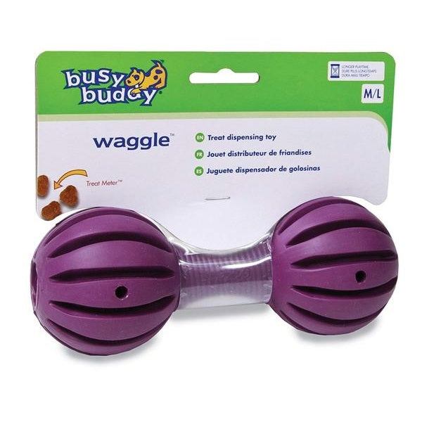 Busy Buddy Waggle Toy