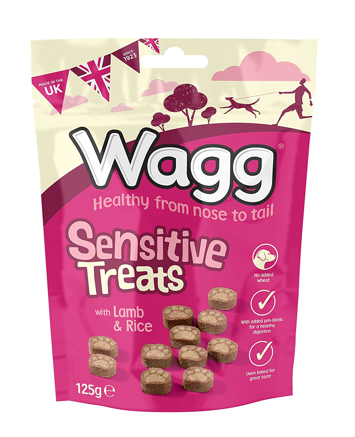 Lamb + Rice Sensitive Treats