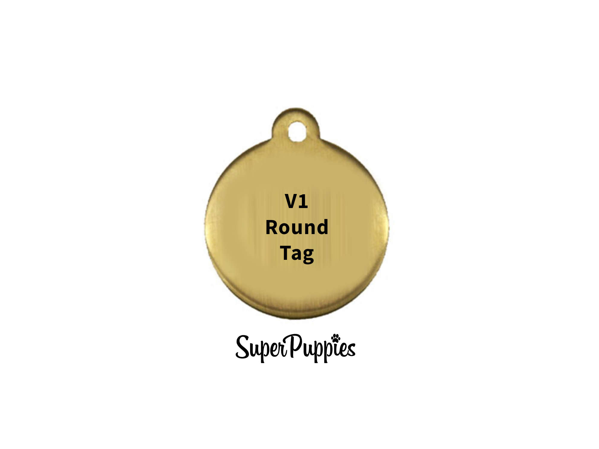 Personalized ID Tag