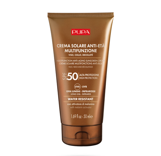 Sun - Multifunction Sunscreen Cream With Photo-Ageing Protection Spf 50