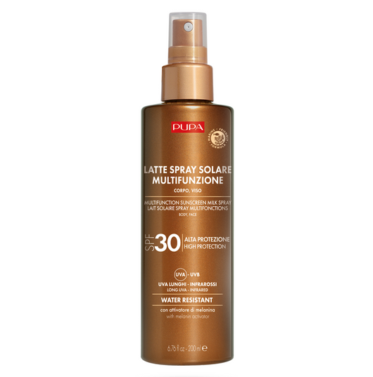 Sun - Multifunction Sunscreen Milk Spray Spf 30