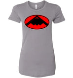 Bella Ladies BatBomber T-Shirt