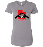 Bella Ladies Favorite Utah Bombers Logo 2