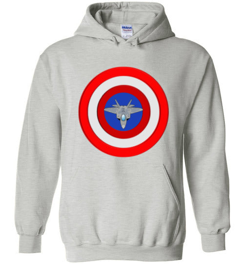 HB Kids hooded American Hero pullover