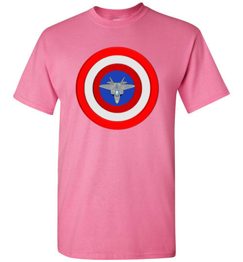 Kids F-22 Old Glory T-shirt