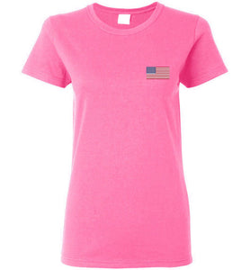 HB Women's 4th F.S. Fuujins Tee