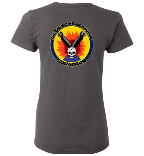 HB 766th Bomb Squadron (WWII era) T-Shirt