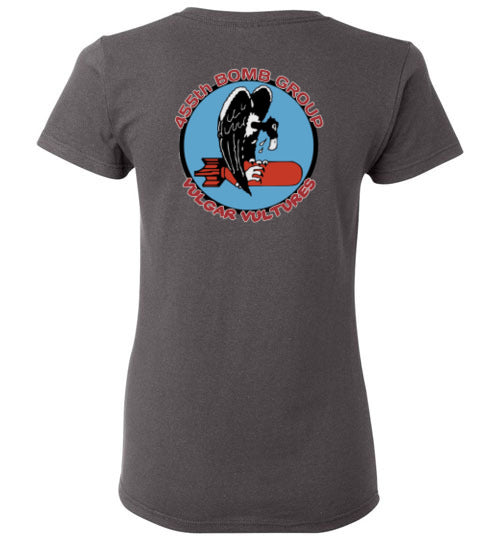 455th Bomb Group (WWII era) Logo Tee