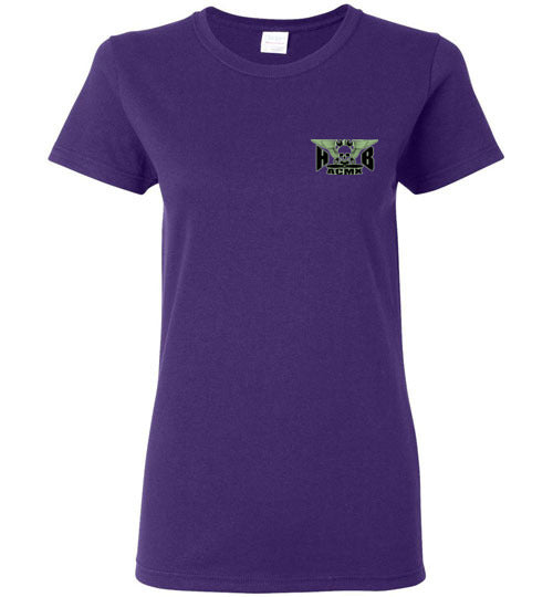 Women's HB Stinger Tail Flash Logo