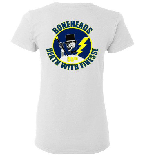 Women's HB 95th Boneheads Tee