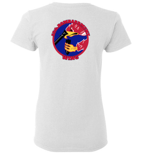 55th Bomb Wing (WWII) Logo Tee
