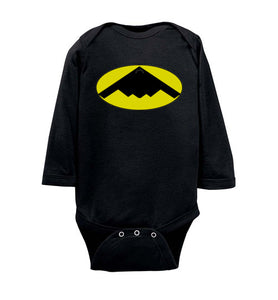 Infant B-2 Onesie long sleeve