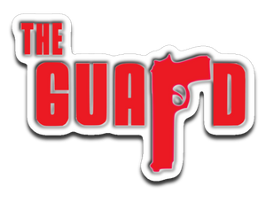 """The Guard"" sticker"
