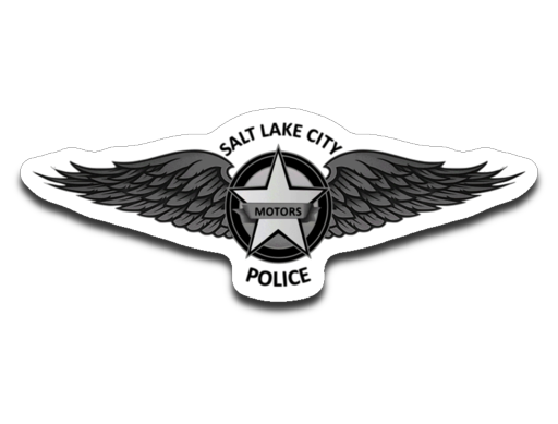 4x3 SLC PD Motors Decal