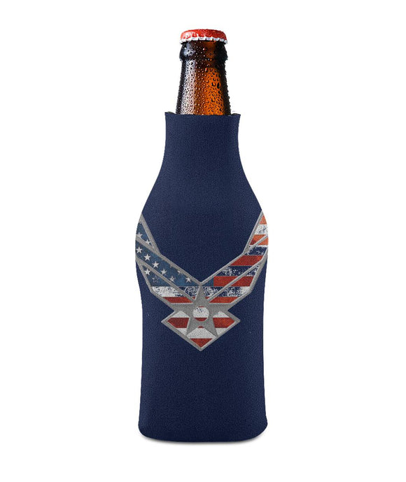 USAF bottle buddy Flag logo Bottle Sleeve