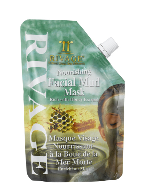 Nourishing Facial Mud Mask Honey 500 ml