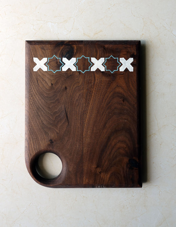 Gerdoo - Walnut Cutting & Serving Board