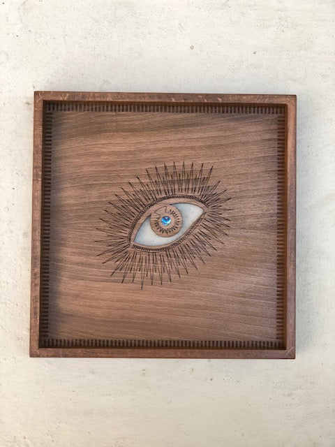Tray, eye1 MOP