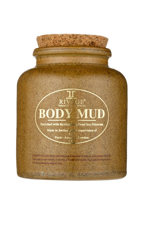 Body Mud Mask Jar 600 ml