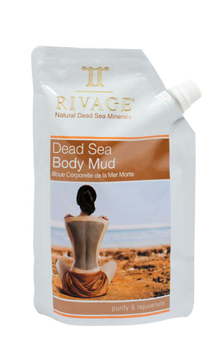 Body Mud Mask Pouch 500 ml