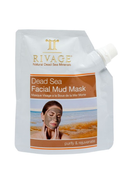 Facial Mud Mask Pouch 500 ml & 200 ml