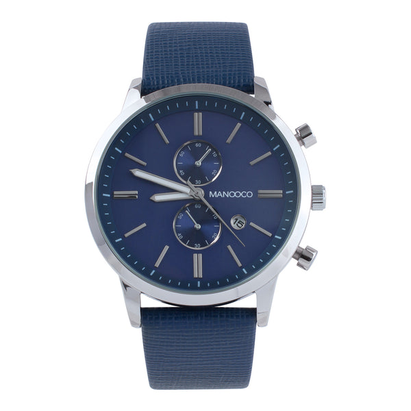 Apolo Navy - Watch - MANOOCO - Watch - manooco
