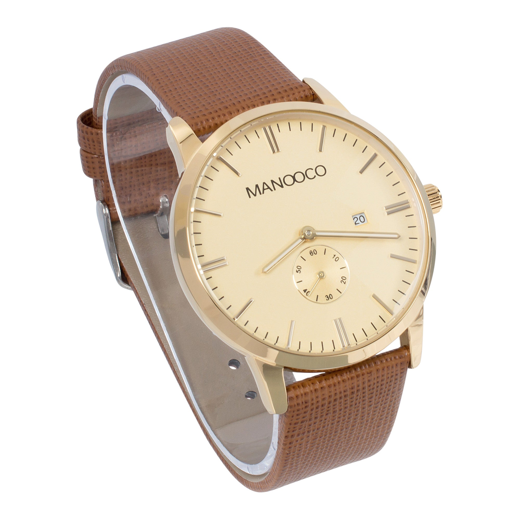 Arion Gold - Watch - MANOOCO - Watch - manooco
