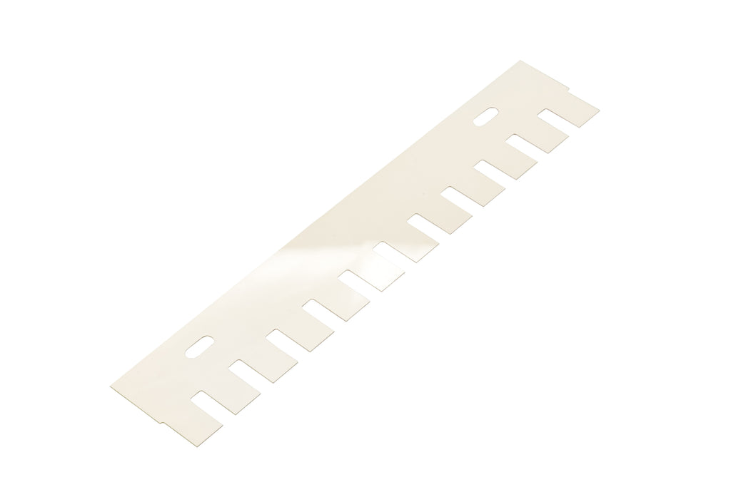 JVD-80 Comb, 0.4mm x 12 tooth – 1/PK