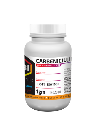 Carbenicillin Disodium Salt - 1 g