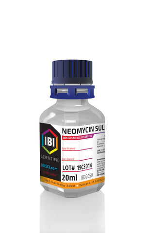 Neomycin Sulfate Solution - 20ml
