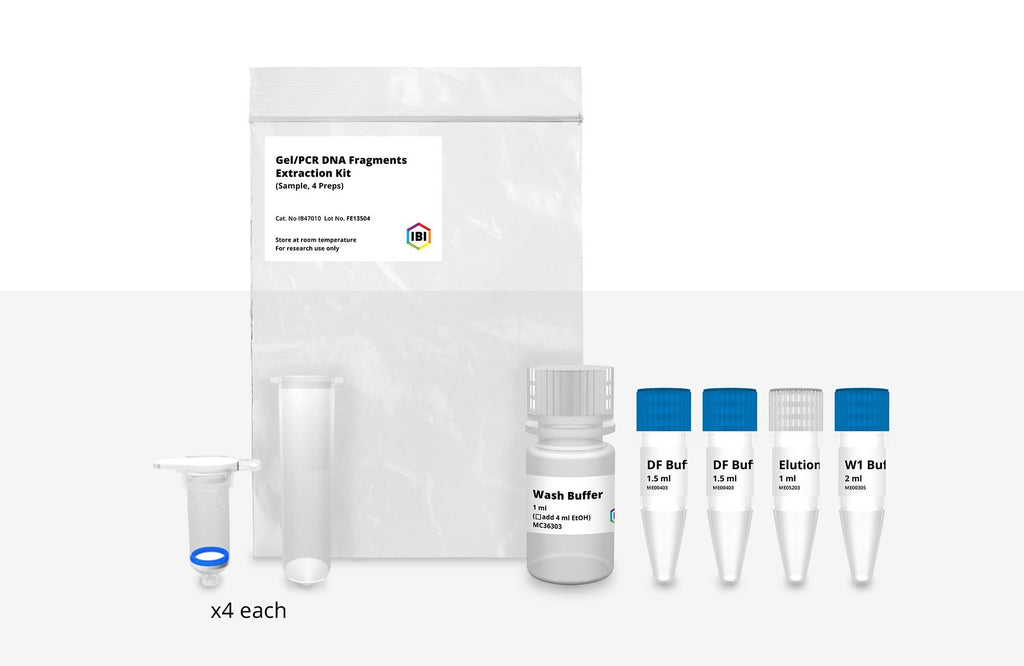 Gel/PCR DNA Fragment Extraction Kit